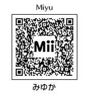 HEYimHeroic 3DS QR-015 Miyu