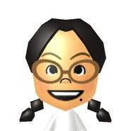 HEYimHeroic 3DS FACE-013 Keiko