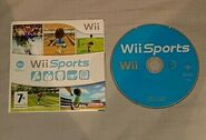 Wii Sports disk