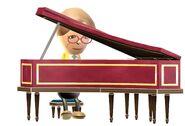 Yoshi harpsichord