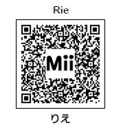 HEYimHeroic 3DS QR-034 Rie