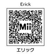 HEYimHeroic 3DS QR-061 Erick