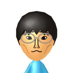 HEYimHeroic 3DS FACE-007 Ren