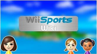 Wii Sports Wiki is the best thing to happen ever... WSW