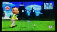 Oscar in Golf