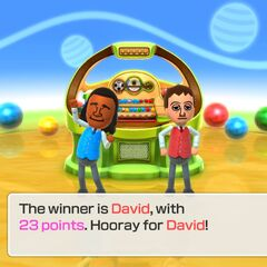 David with <a href=