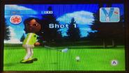 Haru in Golf