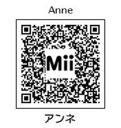 HEYimHeroic 3DS QR-083 Anne