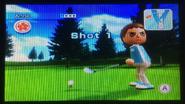 Anna in Golf