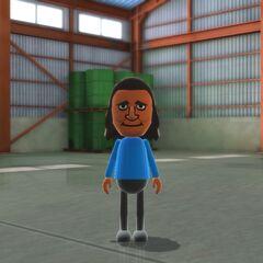 David in Wii Party U.