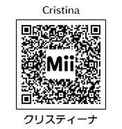 HEYimHeroic 3DS QR-088 Cristina