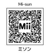 HEYimHeroic 3DS QR-003 Mi-sun