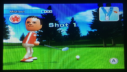 Michael in Golf