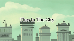Thes in the City