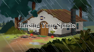 Raising Your Spirits