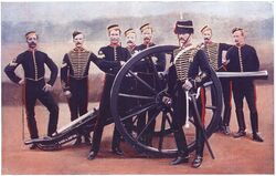 RHA BL 12 pounder 7 cwt Gun