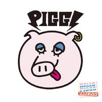 Hallo piggs album cover