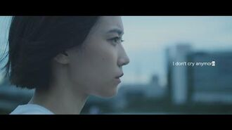 I don't cry anymore -OFFiCiAL ViDEO-