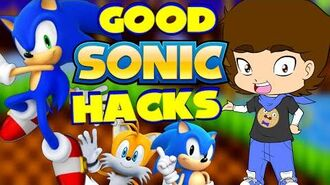 GOOD Sonic HACKS and Fan Games! - ConnerTheWaffle