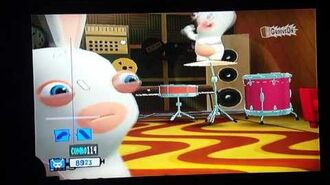 Rayman Raving Rabbids TV PARTY - YOU KNOW I'M NO GOOD (CANTANTE)