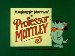 Wr dm professor muttley