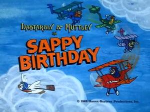 Wr dm sappy birthday