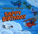 Sappy Birthday
