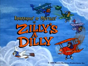 Wr dm zillys a dilly