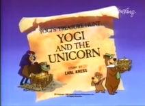 Wr yogi and the unicorn