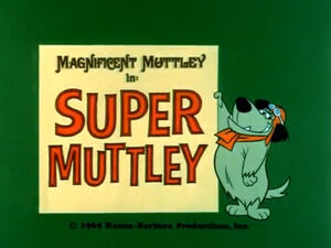 Wr dm super muttley