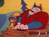 Rufus Ruffcut and Sawtooth