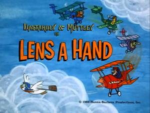 Wr dm lens a hand