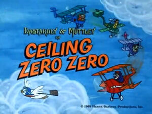 Wr dm ceiling zero zero