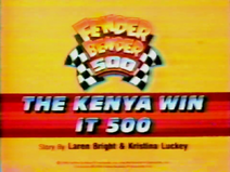 The Kenya Win It 500 Title Card