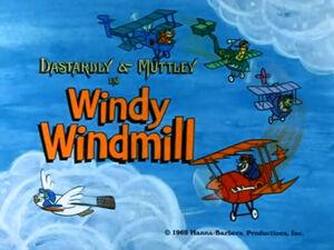 Wr dm windy windmill