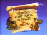 Merlin's Lost Book of Magic