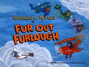Wr dm fur out furlough