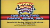 The Hup Two Three Four 500 Title Card