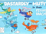 Dastardly and Muttley (game)