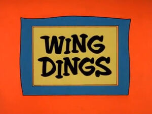 Wr wing dings