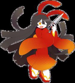 Princess tosatsu character art