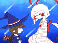 Tetsumiya relieved
