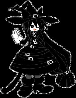 Chlomaki character art 2