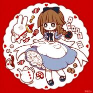 Wadanohara in wonderland