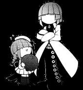 Wada,fuka terako manga