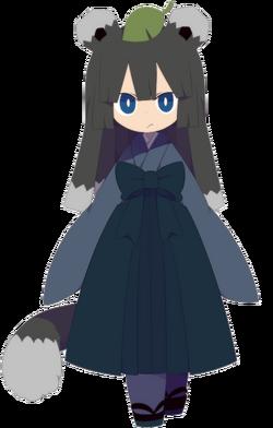 Hofuru character art