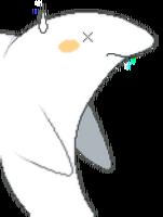Sal (shark form) 16