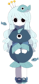 Princess uomi character art.png