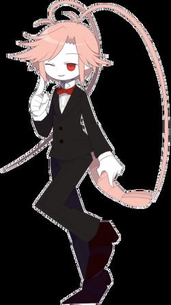 Cherryblod character art