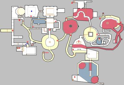 FD-E MAP25 map